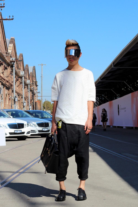 Foureyes New Zealand Street Style Fashion Blog Marcus