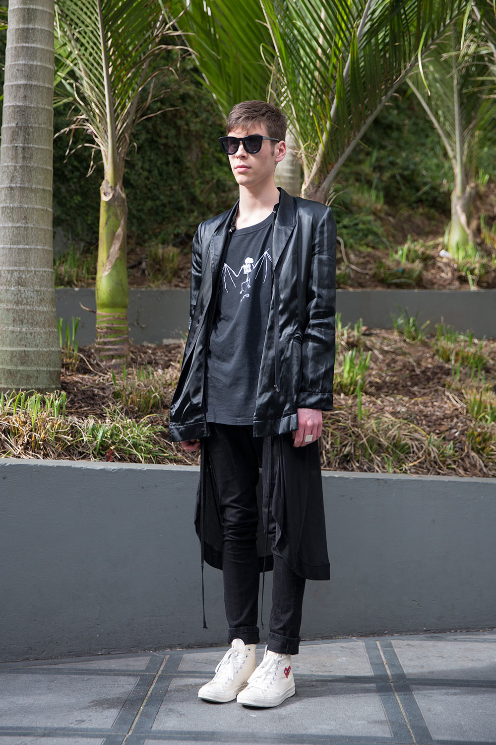Leather jacket auckland