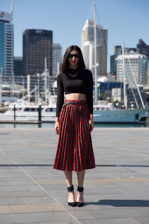 Foureyes New Zealand Street Style Fashion Blog Lani