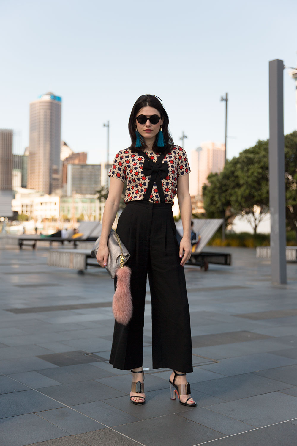 Foureyes New Zealand Street Style Fashion Blog Imogene Foureyes New Zealand Street Style