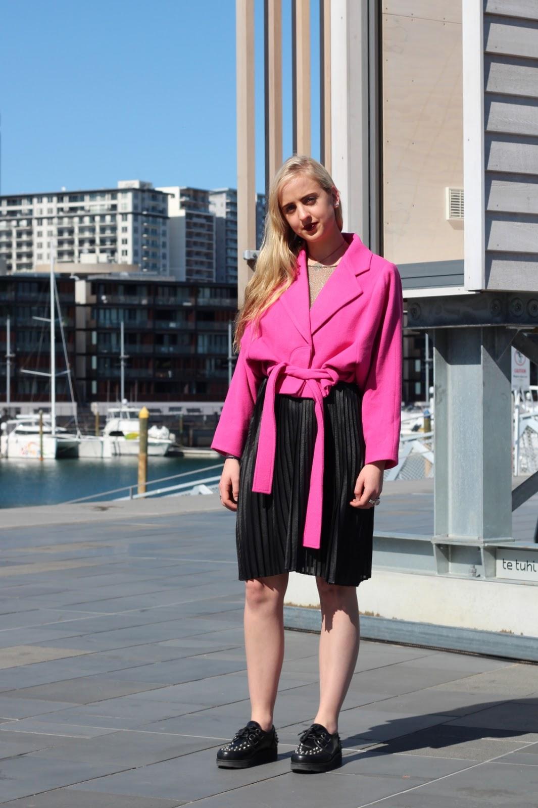Foureyes New Zealand Street Style Fashion Blog Olivia Foureyes New Zealand Street Style