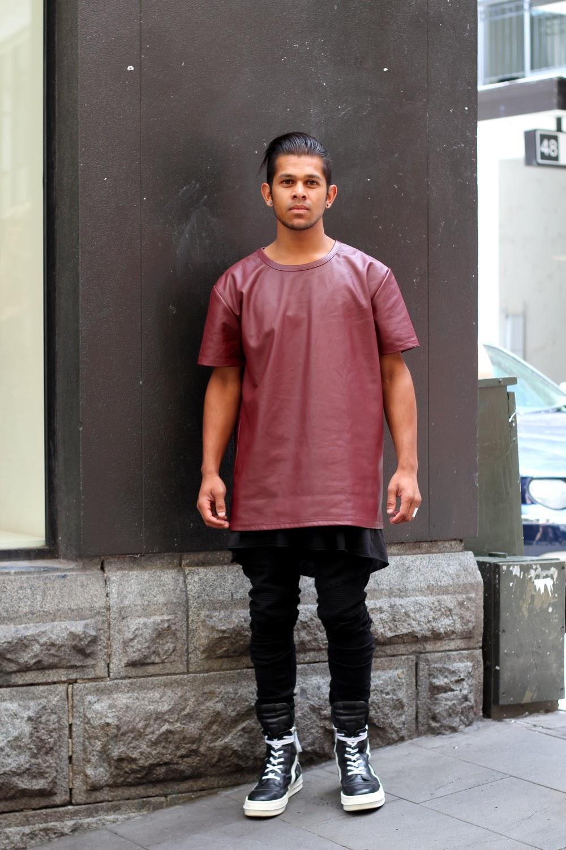 Foureyes New Zealand Street Style Fashion Blog Vinay