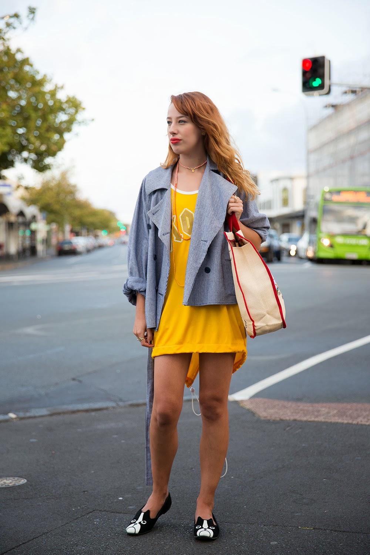 Foureyes New Zealand Street Style Fashion Blog Jade