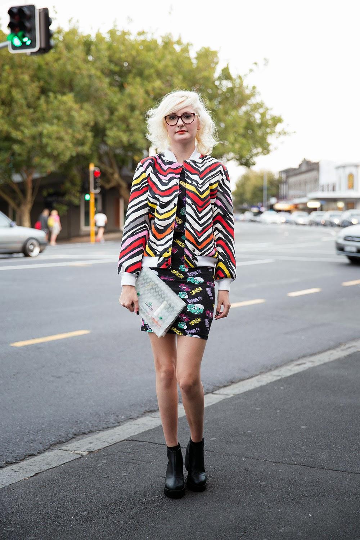 Foureyes New Zealand Street Style Fashion Blog Alexis Foureyes New Zealand Street Style