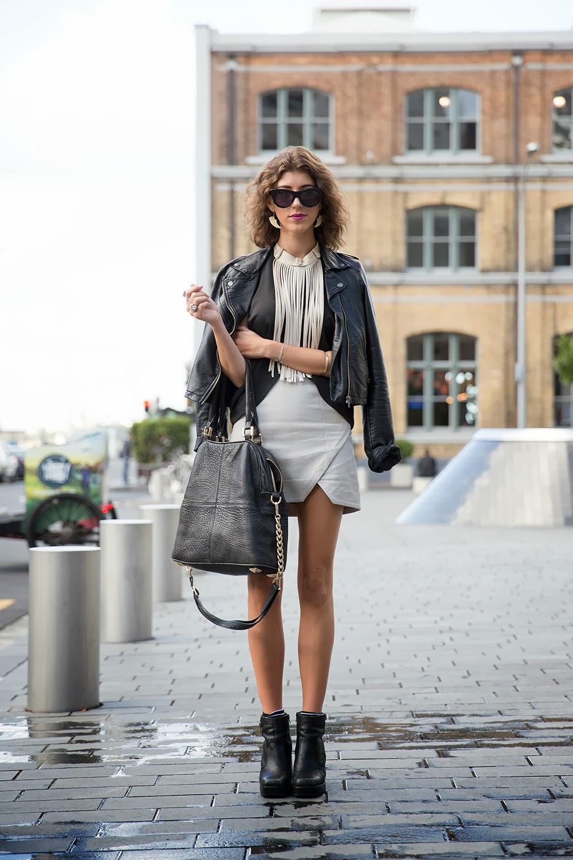Foureyes New Zealand Street Style Fashion Blog Alia