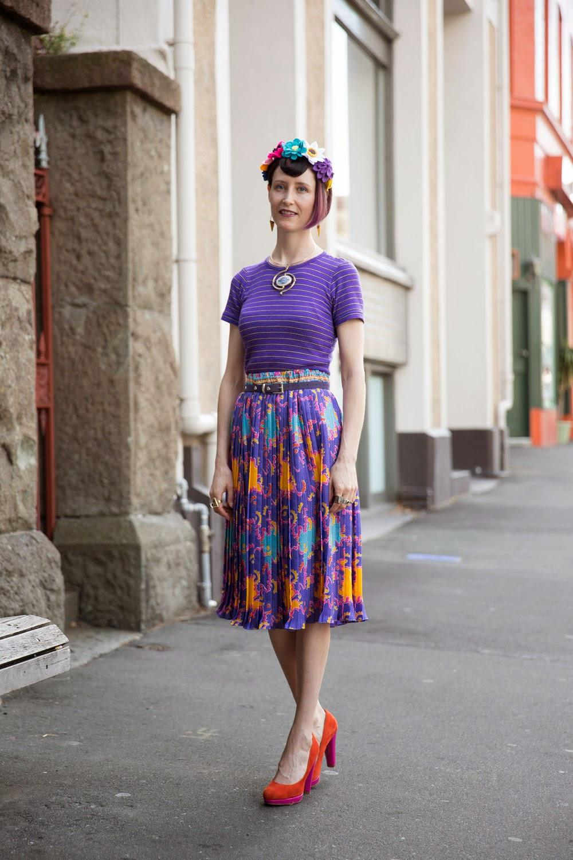 Foureyes New Zealand Street Style Fashion Blog Tannia
