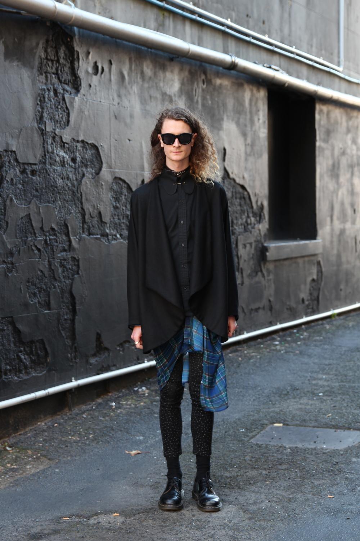 Foureyes New Zealand Street Style Fashion Blog Dylan