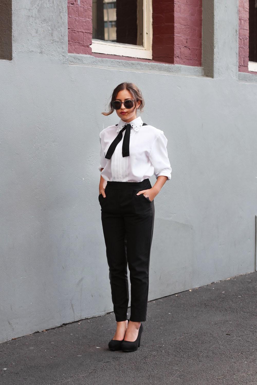 Foureyes New Zealand Street Style Fashion Blog Sophie