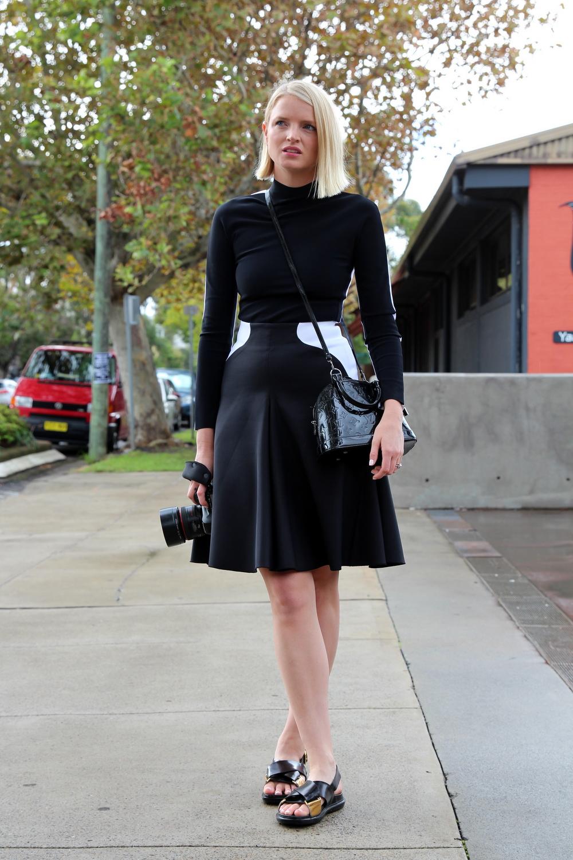Foureyes New Zealand Street Style Fashion Blog Liz