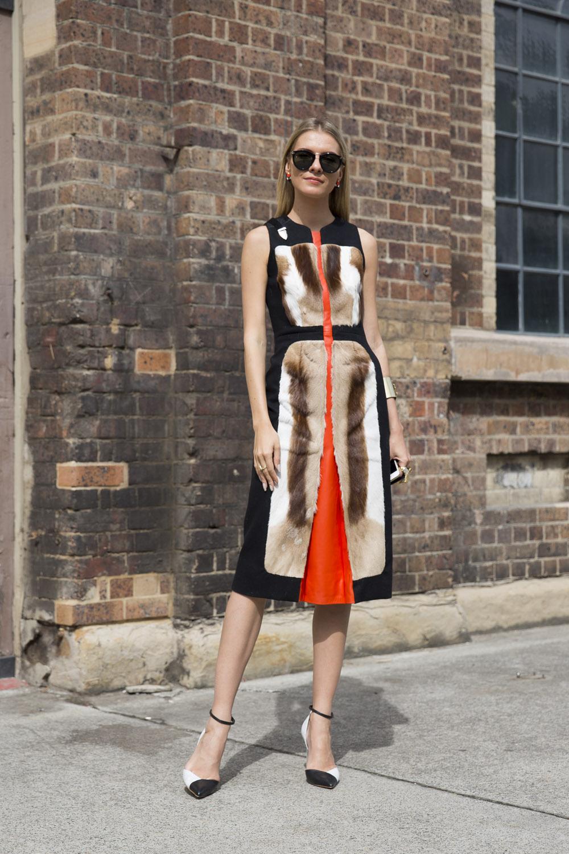 Foureyes New Zealand Street Style Fashion Blog Dasha