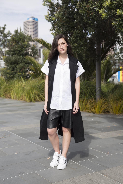 Foureyes New Zealand Street Style Fashion Blog Maddy