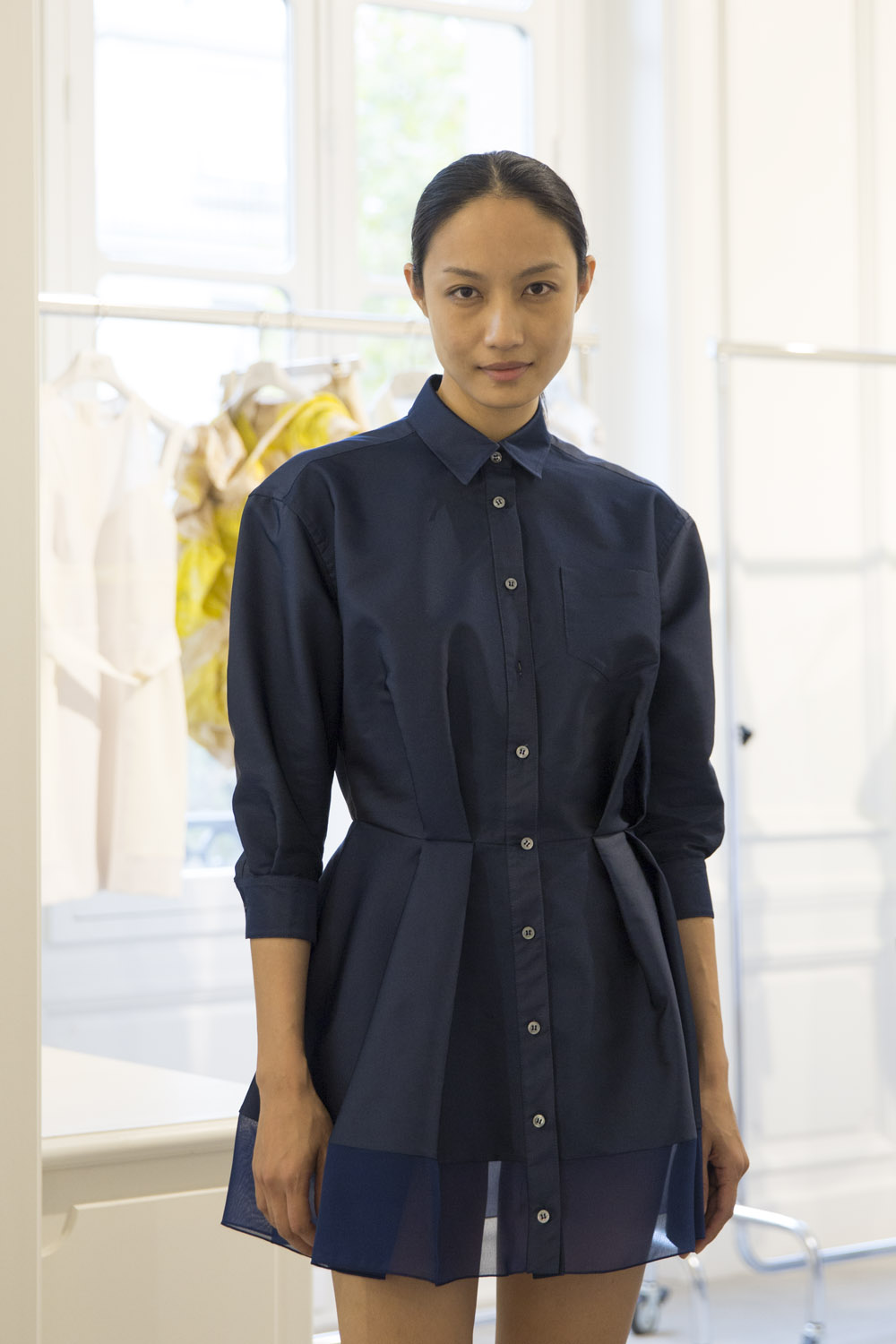VIKTOR AND ROLF SHIRT DRESS