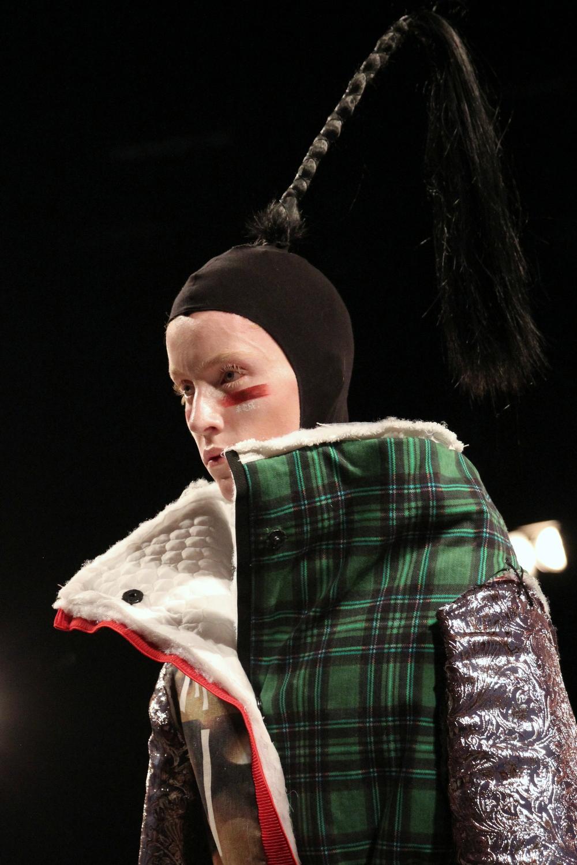 whitecliffe fashion show