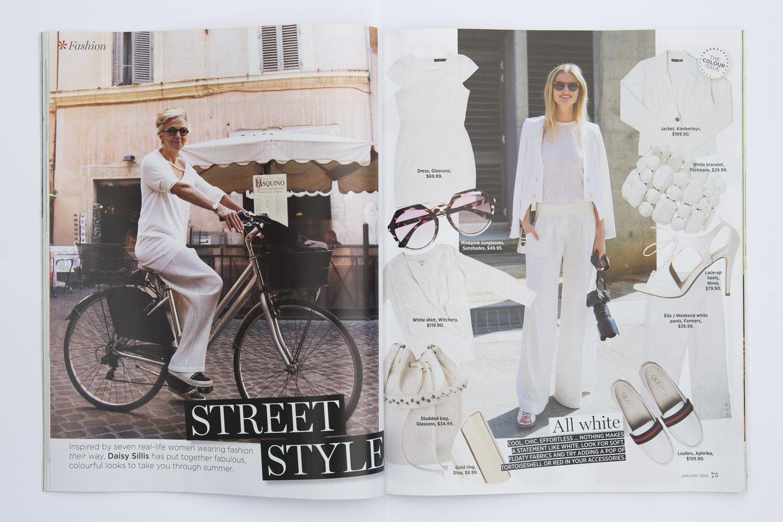 Feature in Australian Women's Weekly Magazine.