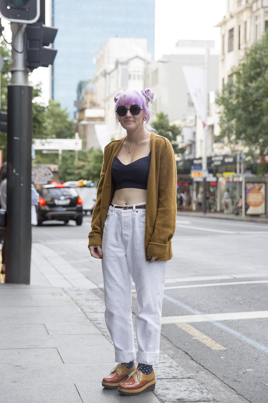 Foureyes New Zealand Street Style Fashion Blog Izy