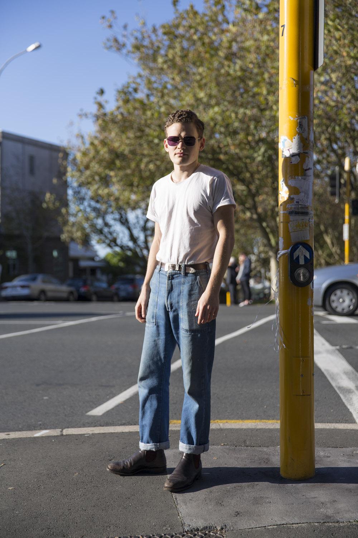 Foureyes New Zealand Street Style Fashion Blog Stephen