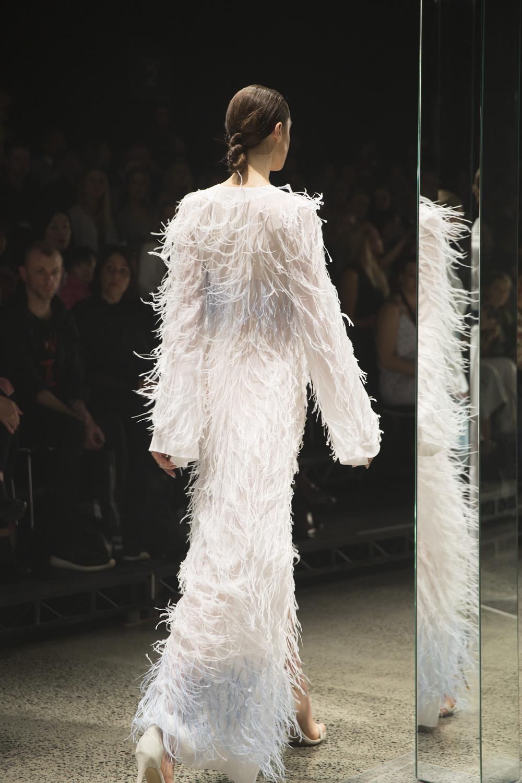 Sean Kelly at New Zealand Fashion Week 2015