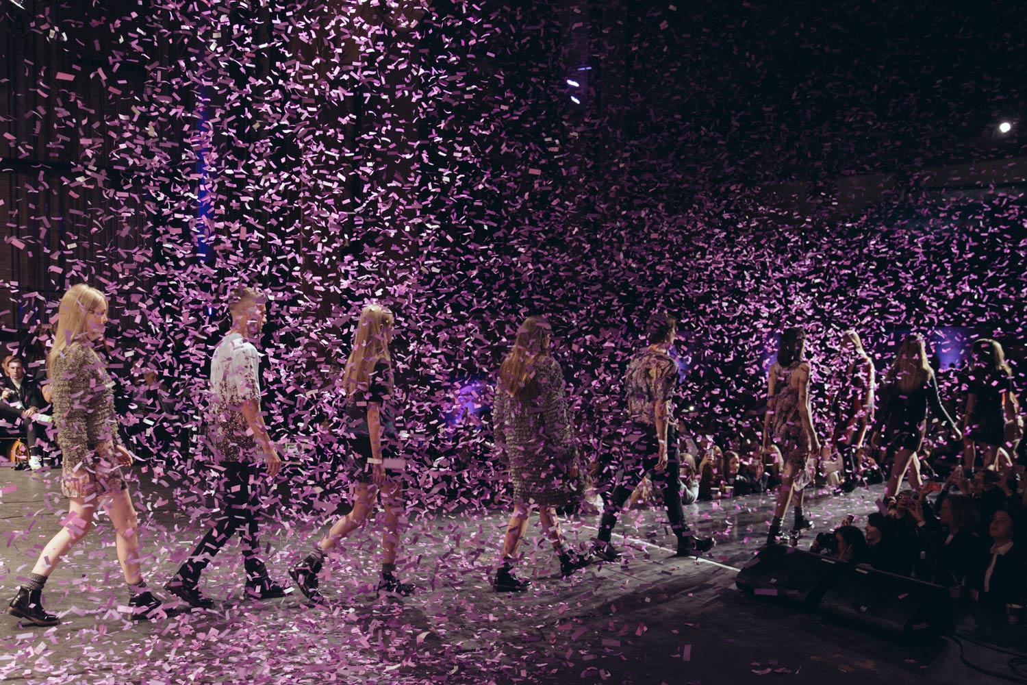 Stolen Girlfriends Club at NZFW 2015