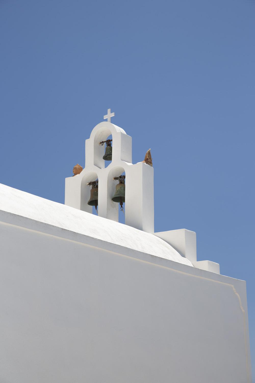 FOUREYES in Santorini, Greece.