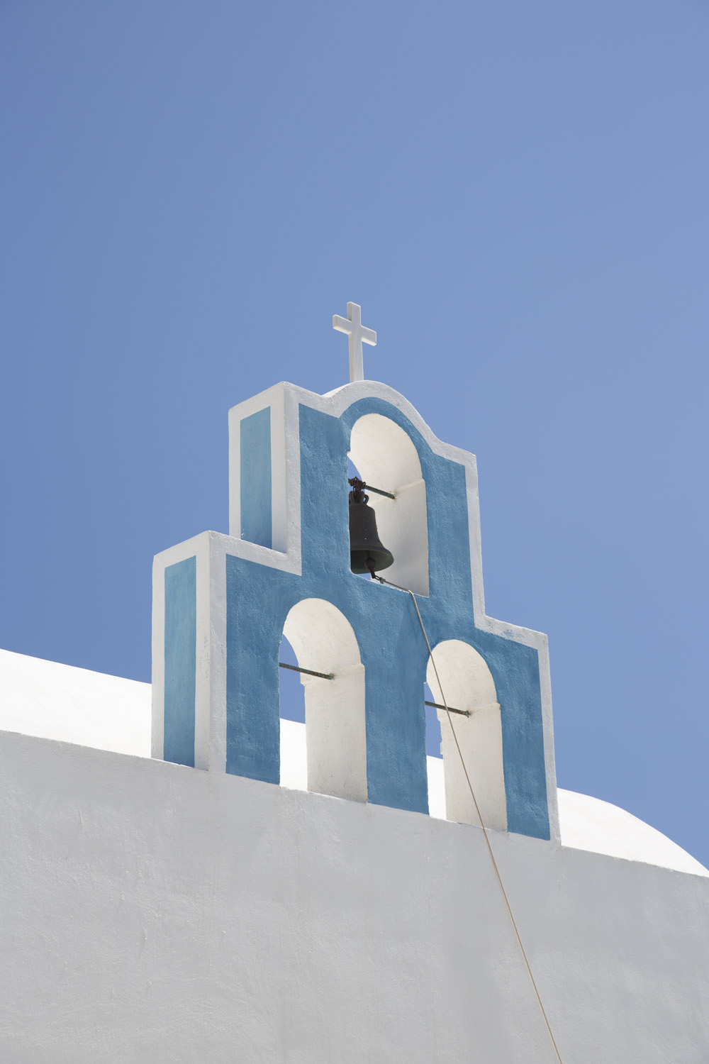FOUREYES in Santorini, Greece.