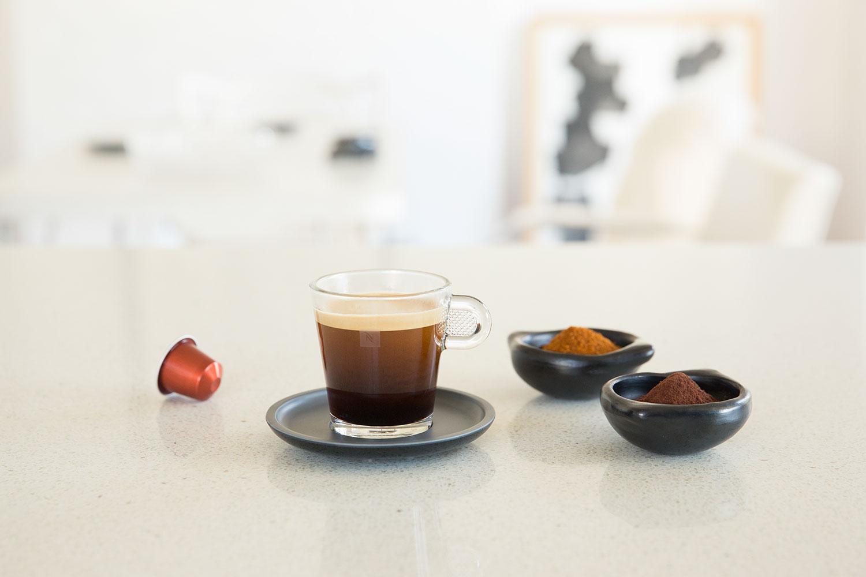 FOUREYES x Nespresso