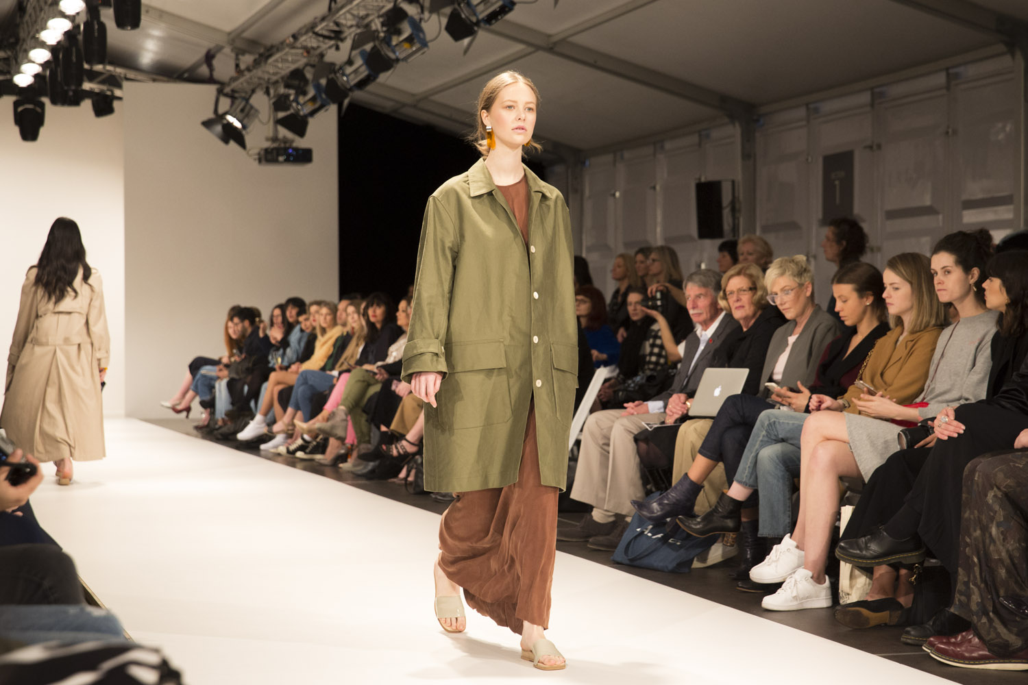 Penny Sage at New Zealand Fashion Week 2016