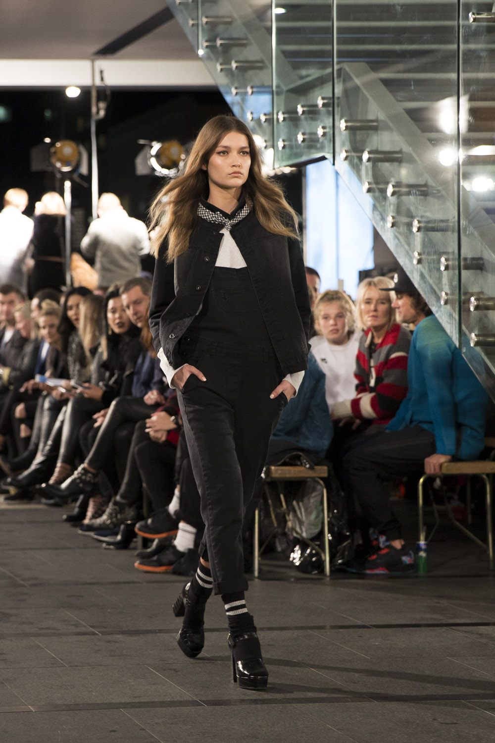 Huffer at New Zealand Fashion Week 2016