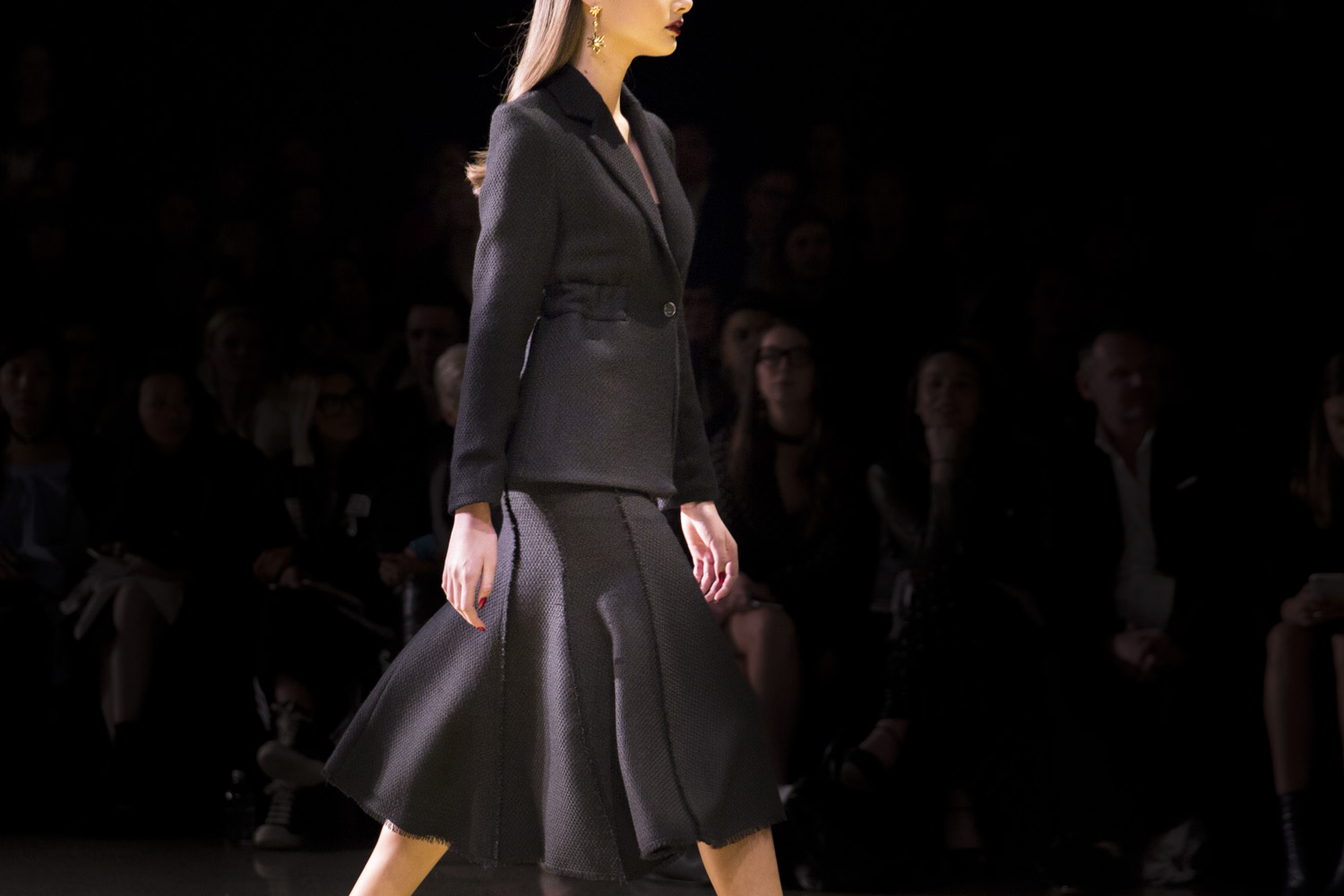 Harman Grubiša at New Zealand Fashion Week 2016