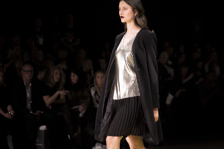 Harman Grubiša at New Zealand Fashion Week 2016